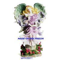 resin fairy, polyresin angel, fairy figure,fairy crafts thumbnail image