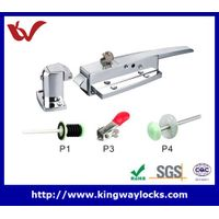 Refrigerator Door Adjustable Latches