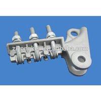 Aluminium Alloy Bolt Type Strain (Suspension) Clamp