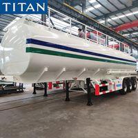 50CBM Fuel Tanker Trailer for Sale in Botswana thumbnail image