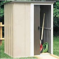 Structural Steel Prefabricated Garden Shed thumbnail image