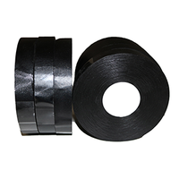 Rubber self-adhesive tape with rubber insulating tape