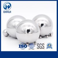 52100 chrome steel ball manufacturers for bearing