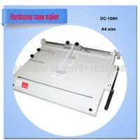 hardcover book cover making machine thumbnail image