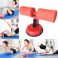 Adjustable sit ups abdominal exercise tools suction cup fitness assistant equipment