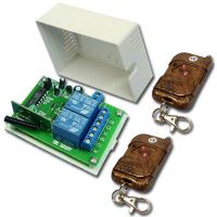RF Wireless Remote Control Radio Controller / Switch-2d thumbnail image