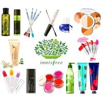 Innisfree Korean Cosmetics