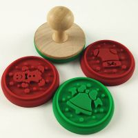 Silicone Cookie Stamper