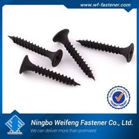 Top quality drywall screw fine/ coarse thread manufacturer supplier good screw self tapping screw