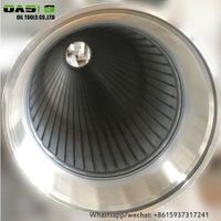 stainless steel rod based continuous slot screens