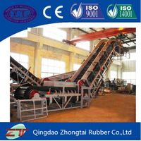 Corrugated Sidewall Conveyor Belt Manafacture Conveyor Belt Price