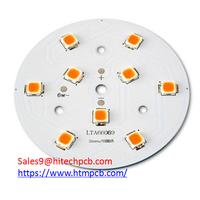 high tenshigh tension aluminum pcb for led