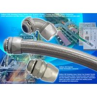 Delikon car industry automation cable protection EMI shielding Heavy Series Over Braided Flexible Co thumbnail image