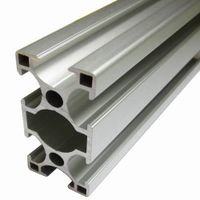 Factory Price Extruded Aluminium Alloy Profile From China (HM-256)