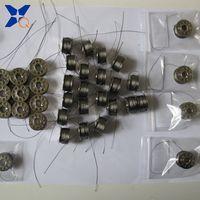 XTAA077 Pure 316L Stainless Steel Fiber Filaments Twist Thread 13micron-100filaments-3plies thumbnail image
