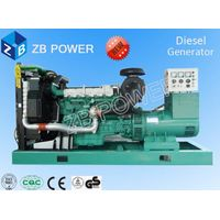 Global Quality Approved 100KW Electric Generator Powered by Cummins 6BTA5.9-G2 Diesel Generator thumbnail image