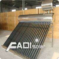 All stainless thermosiphon solar water heater