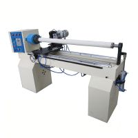 GL--705 Fast Speed Duct Tape Machine Manufacturers Duct Tape Cutting Making Machine thumbnail image