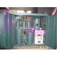 Dirty Hydraulic oil Purifier Machine