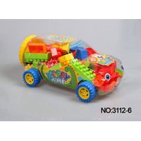 CAR BLOCKS EDUCATIONAL TOYS
