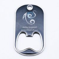 sonier-pins custom bottle opener keychain with printing process