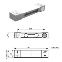 load cell for electronic weighing scales