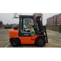 3T LPG Forklift Truck