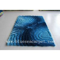 3d shaggy carpet,rugs