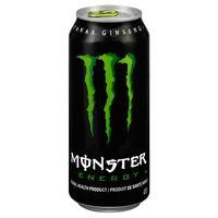 Monster Energy Drink 473ml thumbnail image