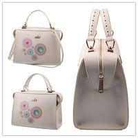 Guangzhou Supplier Designer Printed Fashionable Ladies Handbag (L5002) thumbnail image