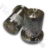 5000RPM,2A/way,High speed slip rings,fit for weak signal(GC6)