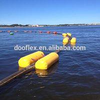 Pipeline Buoyancy Support Float
