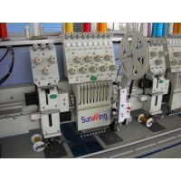 Mixed type cording embroidery machine