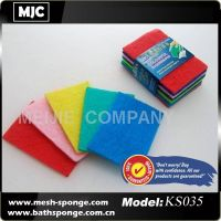 scouring pad, scouring scrubber thumbnail image