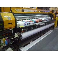 Best Selling Digital High Speed Outdoor advertising Inkjet Printer for multi material