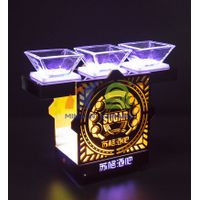 Snack Dish LED Serving Trayled serving tray for Nightclub thumbnail image