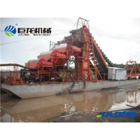 river iron separating machine