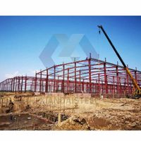 Prefabricated Warehouse Steel Structure Building with CE Certification thumbnail image
