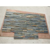 Cultural Stone Black Rust Slate Tiles for Wall Cladding thumbnail image
