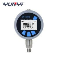 stainless steel nitrogen pressure gauge thumbnail image