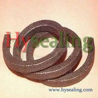 Ramie Packing with graphite & oil impregnation      Item: HY-S696GL