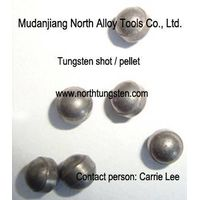 Tungsten shot for hunting or weight thumbnail image