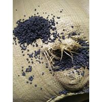 Recycled SBR rubber granule black granular