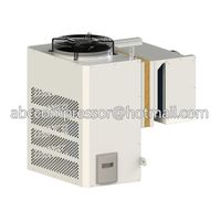 Cold room refrigeration unit with R404a hermetic refrigeration compressor for mini cold roo thumbnail image