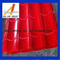 building Sheet High Quality Galvanized Corrugated Steel Sheet
