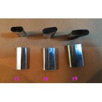 PP plastic strapping seal/clipp machine