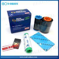 Pcc compatible HITI YMCKFoO_165 color ribbon for hiti id card printer