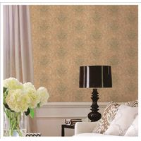 high quality PVC deep embossed wallpaper
