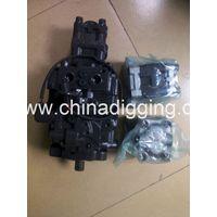 Komatsu PC50MR-2 hydraulic pump thumbnail image