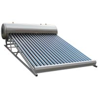 Heat Exchange/Copper Coil Solar Water Heater thumbnail image